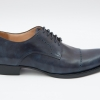 Punched Derby Shoes by Scarpatini