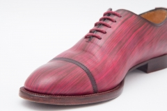 Handpainted Oxford Shoes by Scarpatini