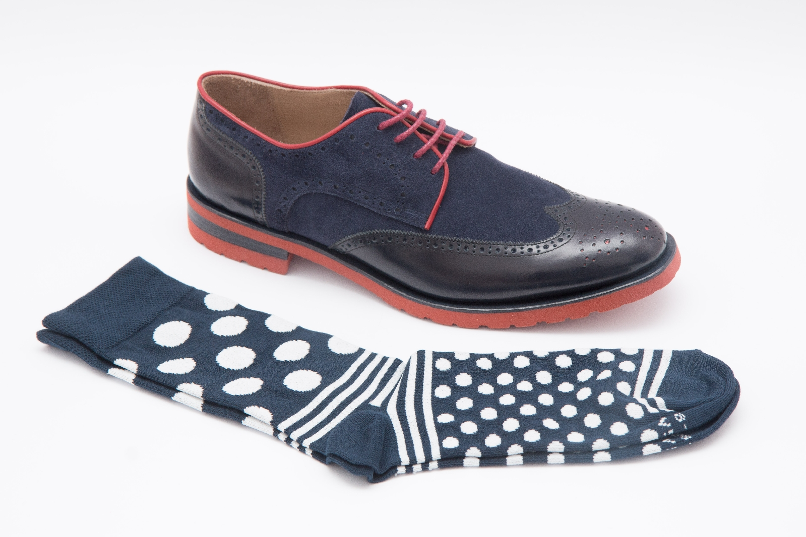Smart Casual Derby Shoes